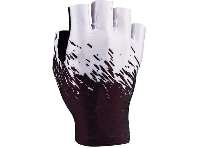 Supacaz SupaG Short Finger Gloves black/white